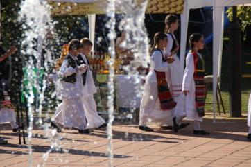 Mézvásár és mézkarnevál Topolyán - A cikkhez tartozó kép