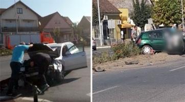 Halálos közlekedési baleset Inđiján - A cikkhez tartozó kép