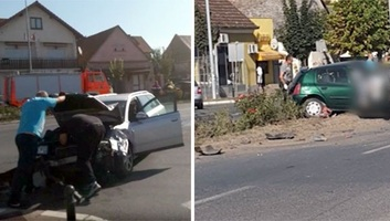 Halálos közlekedési baleset Inđiján - illusztráció