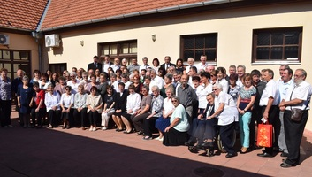 Kárpát-medencei református testvérgyülekezetek találkoztak Pacséron - illusztráció