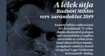 A Radnóti Miklós-verszarándoklat zombori állomása - A cikkhez tartozó kép
