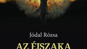 Jódal Rózsa Az éjszaka megérintése című könyvét mutatják be Versecen - illusztráció