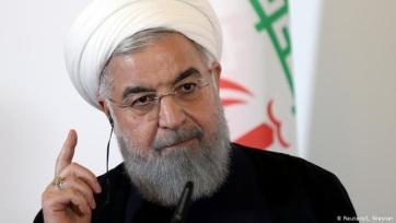 Az iráni elnök szerint az amerikai hadseregnek mielőbb el kell hagynia Szíriát - A cikkhez tartozó kép