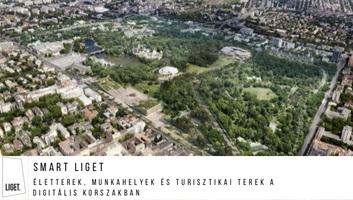 Magyarország első okosvárosrésze jön létre a Ligetben 2023-ra - illusztráció