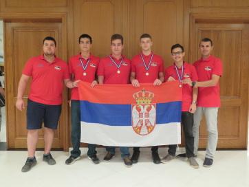 Szerb siker a balkáni informatikai diákolimpián - A cikkhez tartozó kép