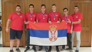 Szerb siker a balkáni informatikai diákolimpián - illusztráció