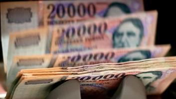 Történelmi mélységben is járt a forint árfolyama kedden az euróval szemben - illusztráció