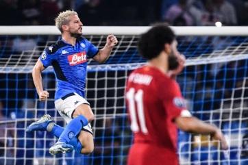 Labdarúgás BL: A Napoli legyőzte a Liverpoolt - A cikkhez tartozó kép