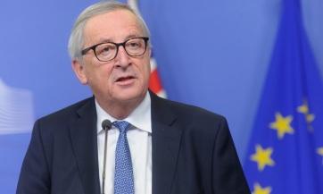 Juncker: A megállapodás nélküli Brexit sohasem volt ennyire valószínű - A cikkhez tartozó kép