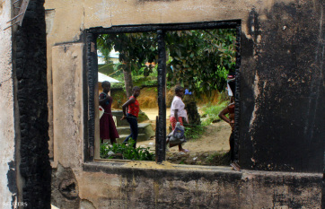 Tűz ütött ki egy libériai iskolában, sokan meghaltak - A cikkhez tartozó kép