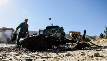 Újabb súlyos robbantásos merényletet követtek el Afganisztánban - illusztráció