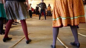 Folytatódik a Hagyományok Háza táncháza - illusztráció
