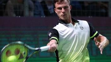 Tenisz : Fucsovics győzelemmel kezdett Szentpéterváron - illusztráció