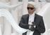 Karl Lagerfeld számára a fehér ing volt mindennek az alapja - miniatűr változat