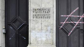Belgrádi Egyetem rektora: Gyorsított eljárásban döntenek Siniša Mali doktorátusáról - illusztráció
