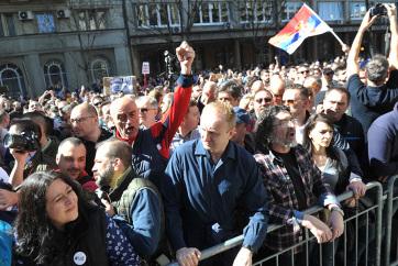 Az ellenzék bojkottjáról fog szólni a tavaszi szerbiai parlamenti választás? - A cikkhez tartozó kép