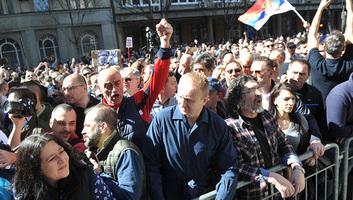 Az ellenzék bojkottjáról fog szólni a tavaszi szerbiai parlamenti választás? - illusztráció