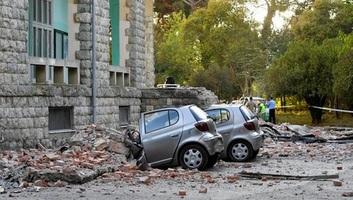 Földrengés volt Albániában, többen is megsérültek - illusztráció