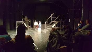 Szabadkai Népszínház: Nyilvános próbát tartottak a magyar dráma napján - illusztráció