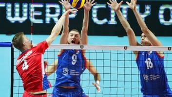 Röplabda Eb: A szerb férfi-válogatott beutott a negyeddöntőbe - illusztráció