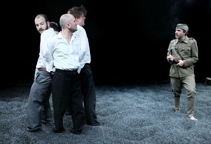 Vörös - Brestyánszki Boros Rozália drámája a szabadkai Népszínház színpadán