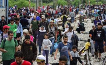 A leszboszi menekülttábor visszafordítja az érkezőket - A cikkhez tartozó kép