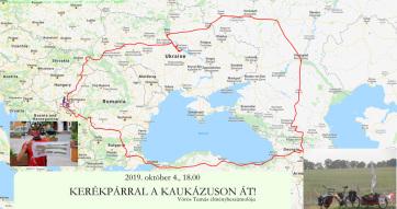 Kerékpárral a Kaukázuson át - A cikkhez tartozó kép