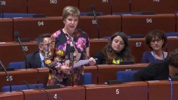 Savet Evrope: Elvira Kovač je izvestilac na temu očuvanja jezičkog, etničkog, kulturnog i nacionalnog identiteta manjina u Evropi - A cikkhez tartozó kép
