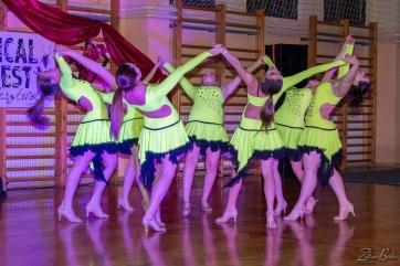 Vasárnap Királyhalmon: Rhythmical Dance Festival több mint kétszáz fellépővel - A cikkhez tartozó kép