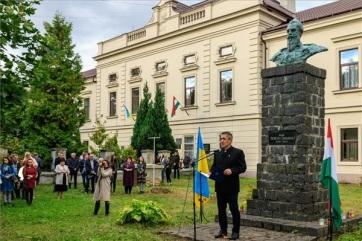 Potápi: Perényi Zsigmond életpéldája azt üzeni, magyarságunk megőrzését minden érdek elé kell helyeznünk - A cikkhez tartozó kép