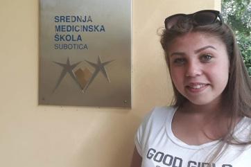 Szabadka: Eltűnt egy 15 éves lány - A cikkhez tartozó kép