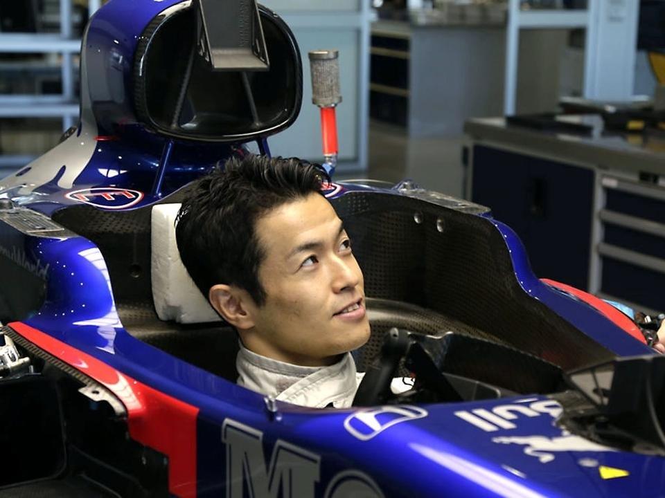 Jamamoto 31 évesen vezethet először F1-es autót