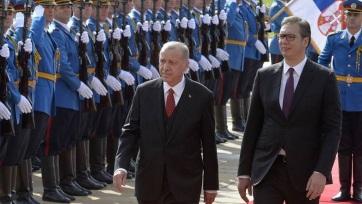 Vučić és Erdogan az együttműködés elmélyítéséről - A cikkhez tartozó kép