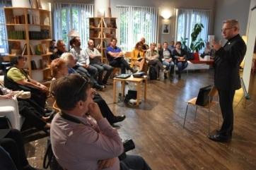 Sajtóapostolok találkoztak Nagyváradon - A cikkhez tartozó kép
