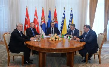 A belgrádi hármas találkozó homlokterében az úthálózat fejlesztése - A cikkhez tartozó kép
