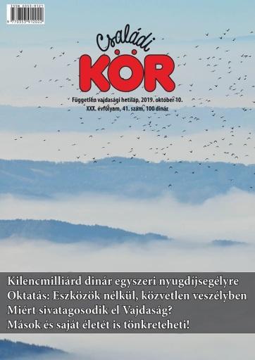 Családi Kör (2019. október 10.): Az egyhektáros családi gazdaságokban a megoldás - A cikkhez tartozó kép