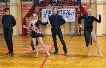 A királyhalmiak királyul érzik magukat a táncparketten - A cikkhez tartozó kép