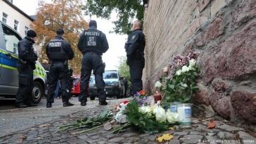 Német miniszter: Szélsőjobboldali terrorcselekmény volt a hallei zsinagóga elleni támadás - A cikkhez tartozó kép