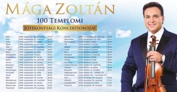 Október 15-én kezdődik Mága Zoltán vajdasági koncertkörútja - A cikkhez tartozó kép