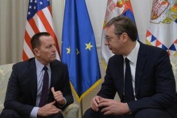 Vučić találkozott Grenellel - A cikkhez tartozó kép