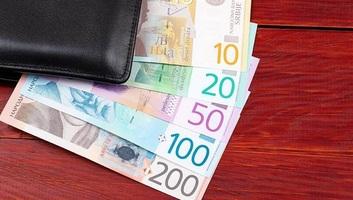 Csökkent a termékek és szolgáltatások ára Szerbiában - illusztráció