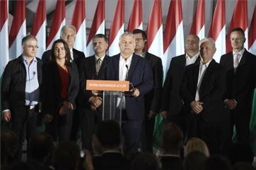 Orbán: Továbbra is a Fidesz-KDNP a legerősebb Magyarországon - A cikkhez tartozó kép