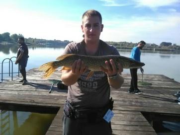 Topolya: Hatvannégy sporthorgász tizenkilenc halat fogott - A cikkhez tartozó kép