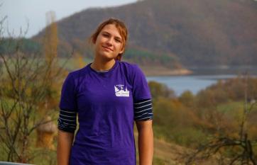 """Bognár Nóra Balkán-bajnok falmászó: """"Ebben a sportban az embernek önmagát kell legyőznie"""" - A cikkhez tartozó kép"""