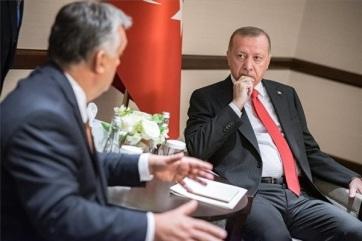 Azerbejdžan: Susret Orbana i Erdogana - A cikkhez tartozó kép