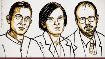 Hárman kapták megosztva az idén 50. alkalommal kiosztott közgazdasági Nobel-emlékdíjat - A cikkhez tartozó kép
