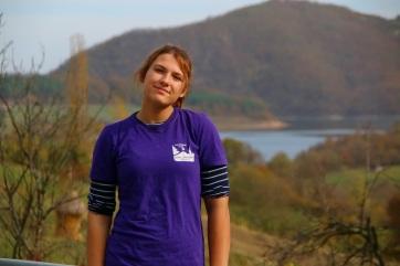 """Bemutatjuk Bognár Nóra Balkán-bajnok falmászót: """"Ebben a sportban az embernek önmagát kell legyőznie"""" - A cikkhez tartozó kép"""