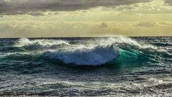 Az óceánok óriási mennyiségű szén-dioxidot nyelnek el - illusztráció