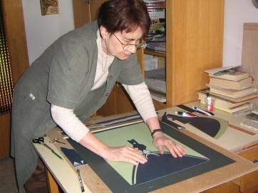 Nemes Fekete Edit keramikusnak nyílik kiállítása Budapesten - A cikkhez tartozó kép