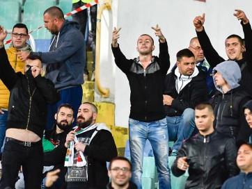Labdarúgás: Az UEFA háborút indít a lelátói rasszizmus ellen - A cikkhez tartozó kép